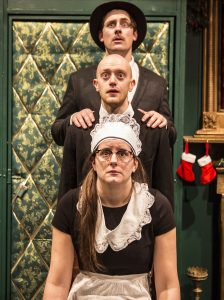 Artridge, Butler & Maid - Crimes Against Christmas